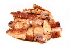 Rôti de porc Photographie stock