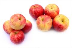 Röd äpplefrukt Royaltyfri Foto