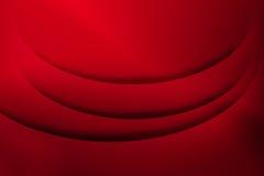 Röd abstrakt bakgrund för design royaltyfri illustrationer
