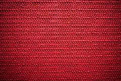 Röd abstrakt bakgrund, plast- beläggning, bubblor arkivbild