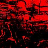 Röd abstrakt träbakgrund En bild inkluderar tr?, linjer, fl?ckar, smuts, strimmor, dotsburnttr?det och kolbest?ndsdelar vektor illustrationer