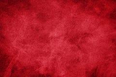 Röd abstrakt yttersida med rökmodellen Royaltyfria Bilder
