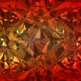 Röd bakgrund av smyckengemstonen Royaltyfri Bild