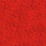 Röd bakgrund för garnering på dag för valentin` s Arkivfoto