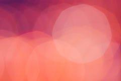 röd bakgrundsjul Blänka intelligens för tappningljusbakgrund Royaltyfri Bild