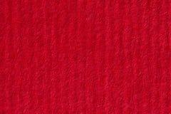 Röd bakgrundstextur för abstrakt grunge Royaltyfri Bild