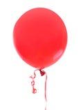 Röd ballong Royaltyfri Foto