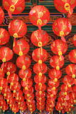 Röd belysning Arkivbilder
