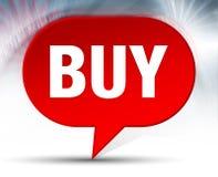 Röd bubblabakgrund för köp vektor illustrationer