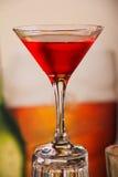Röd coctail Royaltyfri Bild
