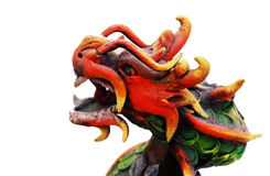 Röd drake Royaltyfri Bild