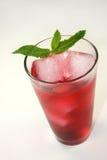 röd förnyelse för dryckcoctail royaltyfria foton