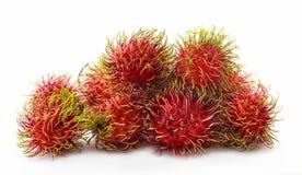 Röd frukt Arkivbilder