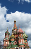 Röd fyrkant, Moskva, rysk federal stad, rysk federation, Ryssland Royaltyfri Fotografi