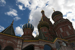 Röd fyrkant, Moskva, rysk federal stad, rysk federation, Ryssland Arkivfoton