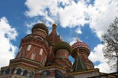 Röd fyrkant, Moskva, rysk federal stad, rysk federation, Ryssland Arkivbild