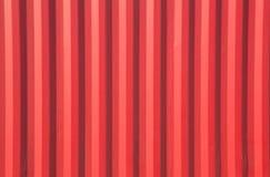 Röd gjord randig linje texturbakgrund för ask behållare royaltyfri illustrationer