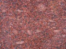 Röd granit Royaltyfri Foto