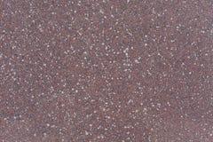 Röd granittextur, bakgrund eller abstrakt begrepp Arkivfoton