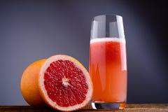 Röd grapefrukt Royaltyfria Bilder