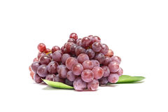 Röd grapes8 Royaltyfri Bild