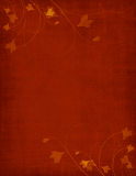 Röd Grungebakgrund Arkivfoton