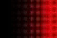 Röd halvtonabstrakt begreppbakgrund Arkivfoton