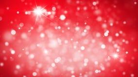 Röd julbakgrund royaltyfri foto