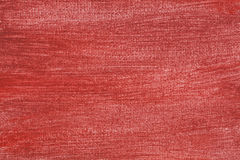 Röd kanfastextur Arkivfoton