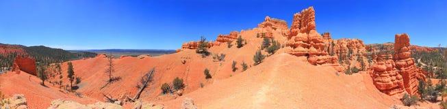 Röd kanjon Royaltyfri Foto
