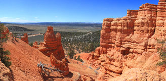 Röd kanjon Arkivbilder