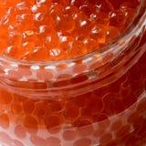 Röd kaviar Royaltyfri Bild