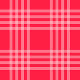 Röd linjemodell Royaltyfri Foto