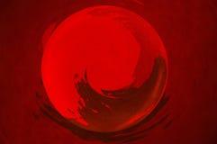 röd mörk bakgrund Royaltyfria Foton