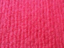 Röd matta Royaltyfria Bilder