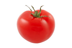 röd mogen tomat Royaltyfri Bild