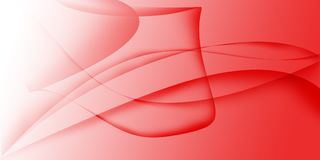 Röd och rosa abstrakt bakgrundsdesign Arkivfoton