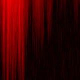 Röd och svart abstrakt fiberbakgrundstextur Royaltyfri Fotografi