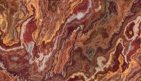 Röd onyxtextur Fotografering för Bildbyråer