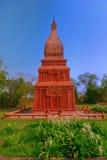 Röd pagod Royaltyfria Foton