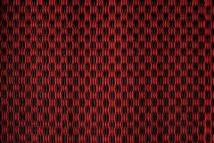 Röd plast- matsmodell Arkivfoton