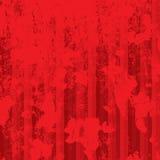 Röd randig bakgrund Arkivbilder