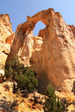 röd rock Royaltyfri Bild
