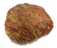 röd rockyellow för inhoppar Arkivfoto