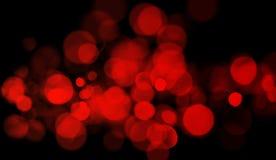 Röd romantisk förälskelse Bokeh för bakgrundstextursamkopieringar royaltyfria bilder