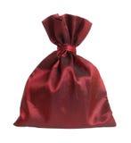 röd säck Arkivbild