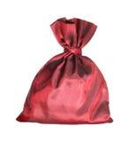 röd säck Arkivfoto