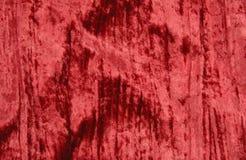 röd sammet royaltyfria bilder