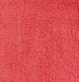 Röd silkespapperbakgrund Arkivbild