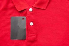Röd skjorta Arkivfoton